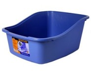 Petmate Litter Pan with higher rim