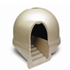 Booda Clean Step covered litter box