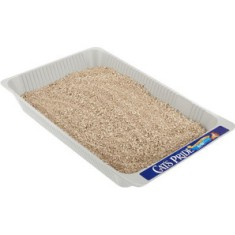 Cat's Pride disposable cat litter tray